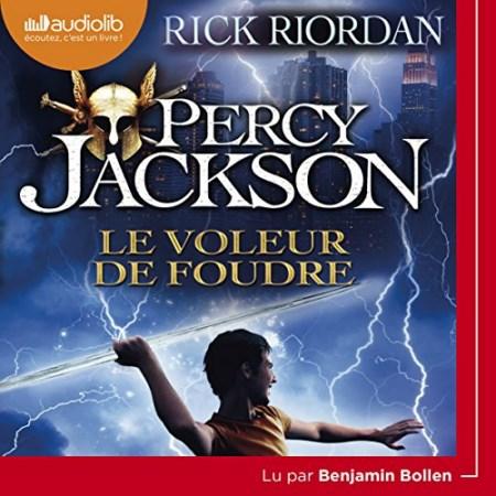 [Livre Audio] Rick Riordan  Le Voleur de foudre (Percy Jackson 1)