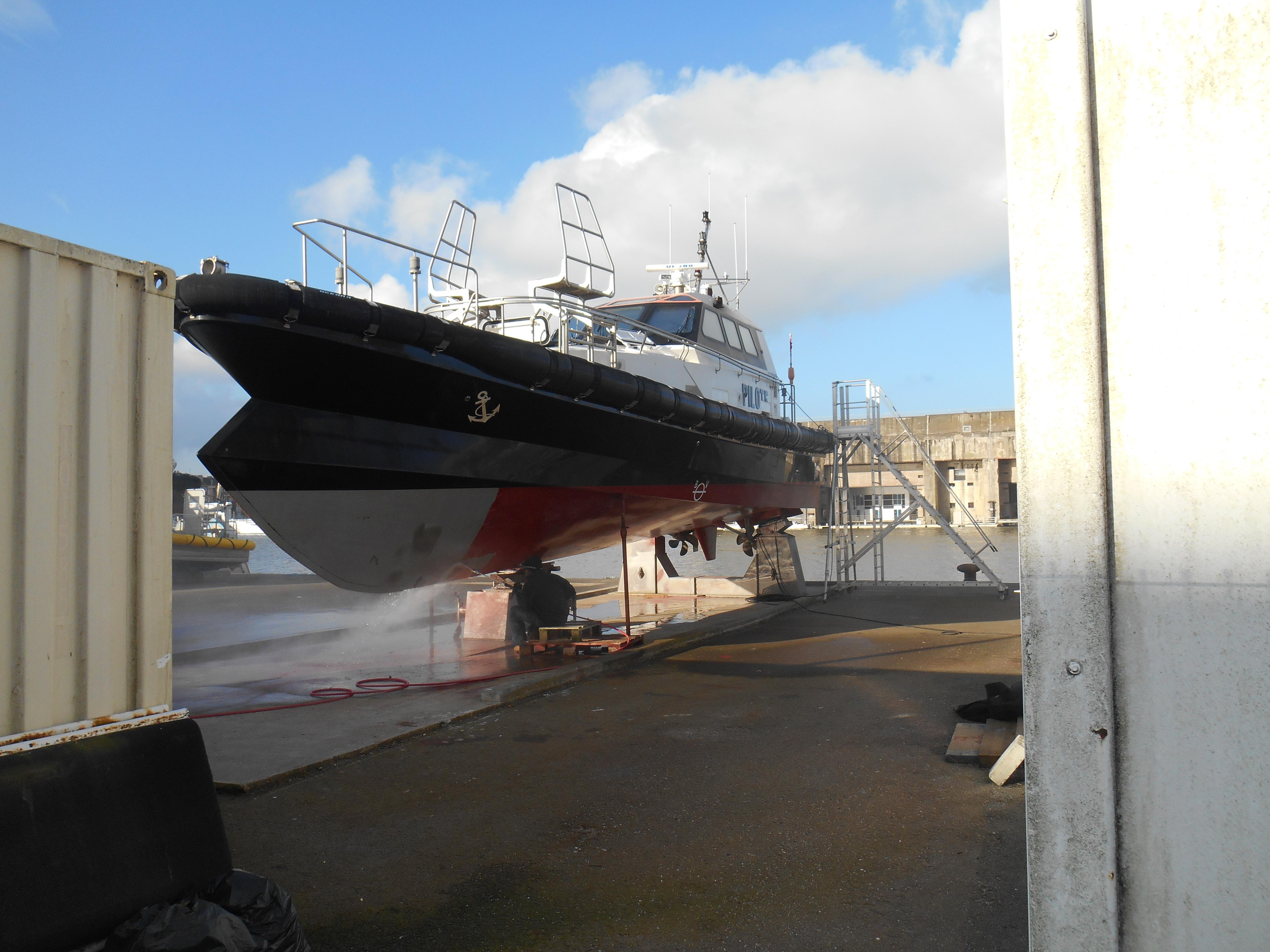 TRENT Lifeboat - MODEL SPLIPWAY 180312100940365127