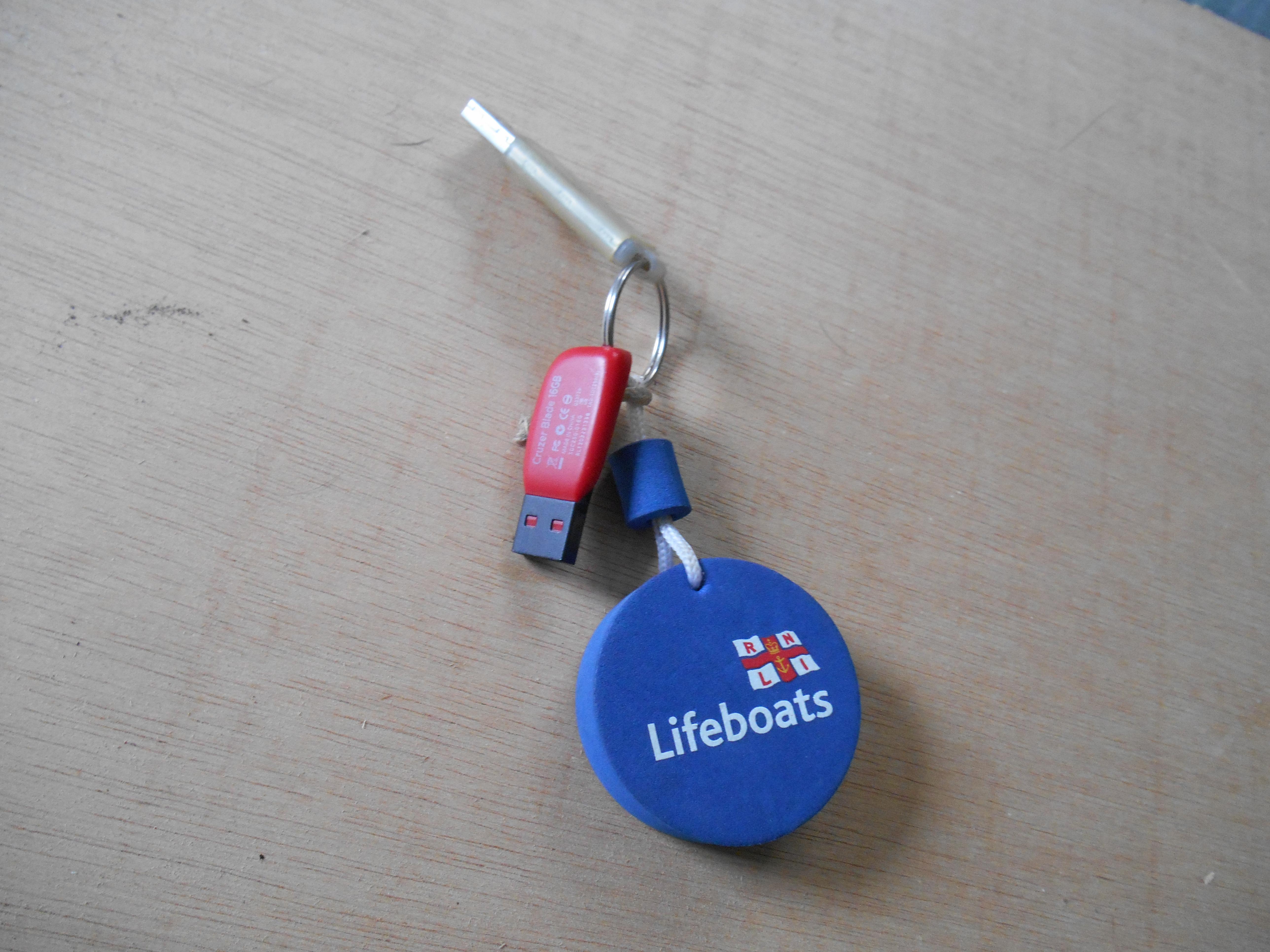 TRENT Lifeboat - MODEL SPLIPWAY 180312101804785308