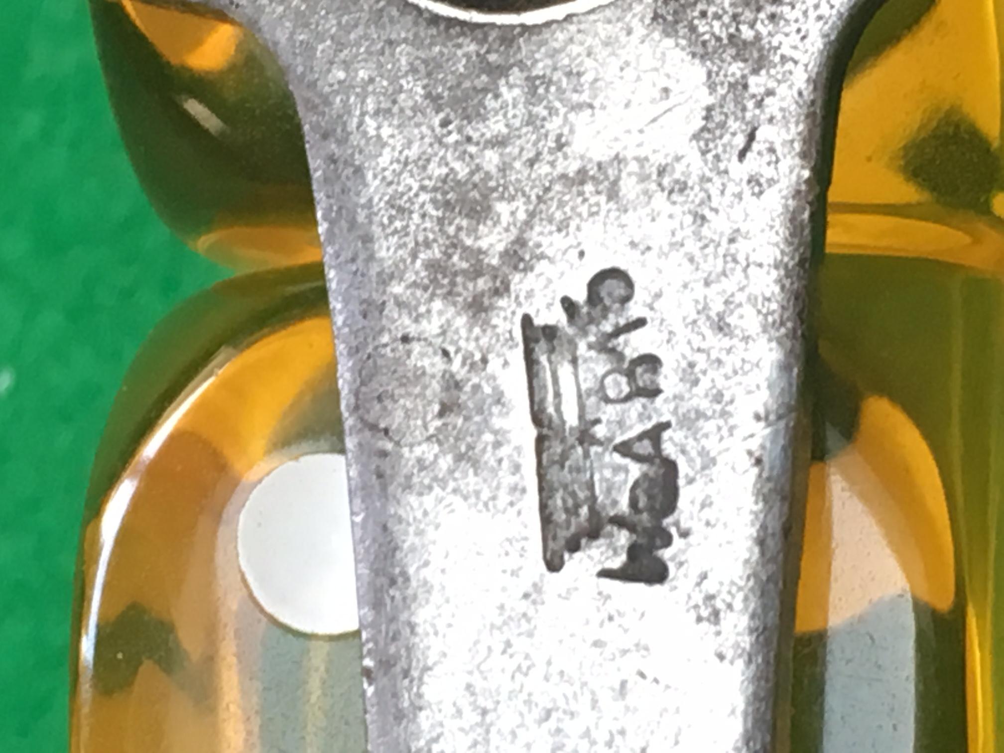 Les petits outils pour les P 08 de l'armée allemande de 1934 à 1942. 180314121041222445