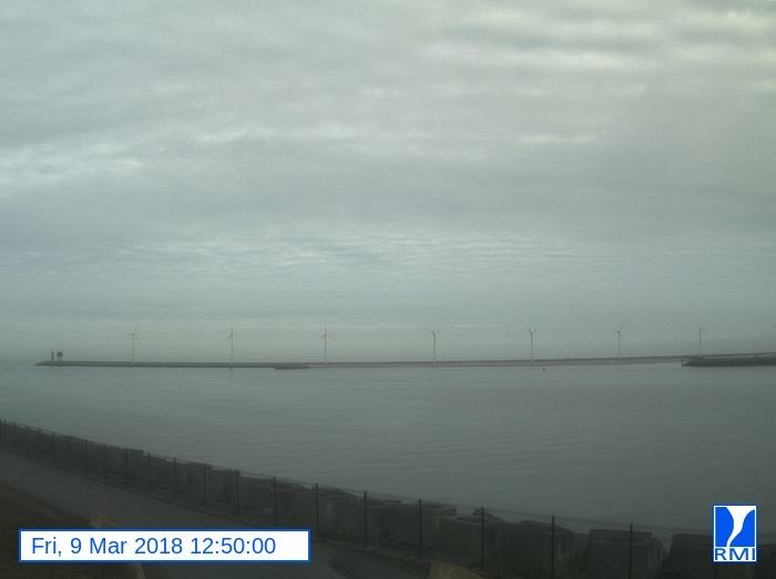 Webcam Zeebrugge 2018-03-09 12-50