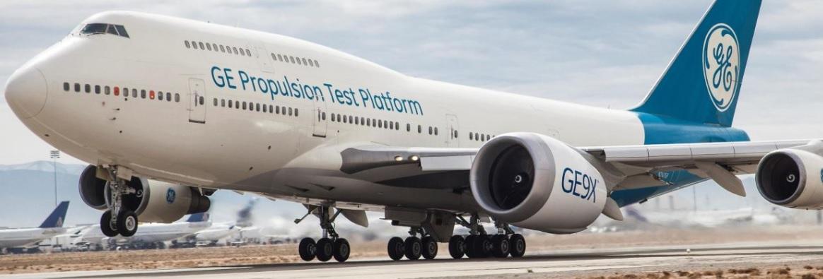 first flight ge 9 x