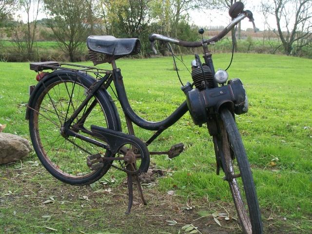 vélosolex 1953