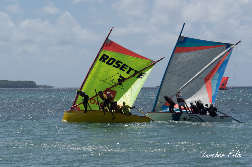 Rencontre à la Martinique : course de Yoles 180321104757208415
