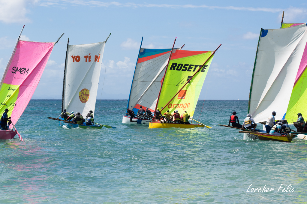 Rencontre à la Martinique : course de Yoles 180321104804756397