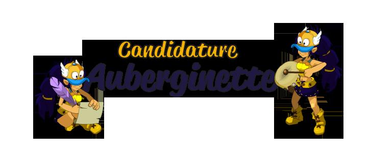 Postulation d' Auberginette 180324012458576258