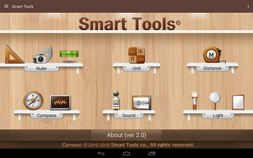 Smart Tools v2.0.9 [Patched]- 180324082216683553