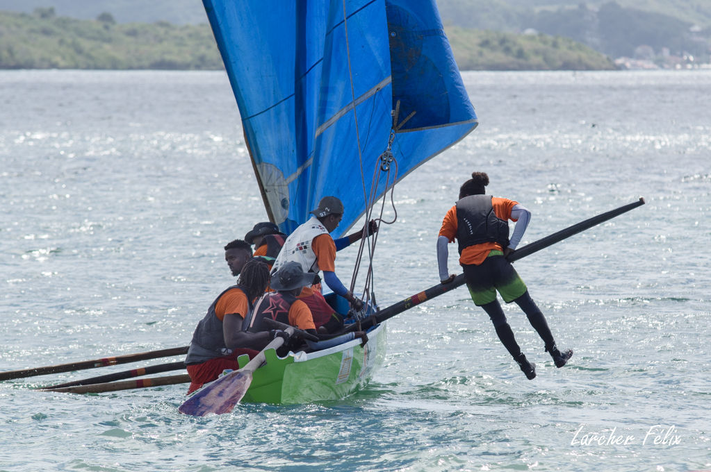 Rencontre à la Martinique : course de Yoles 18032505262638398