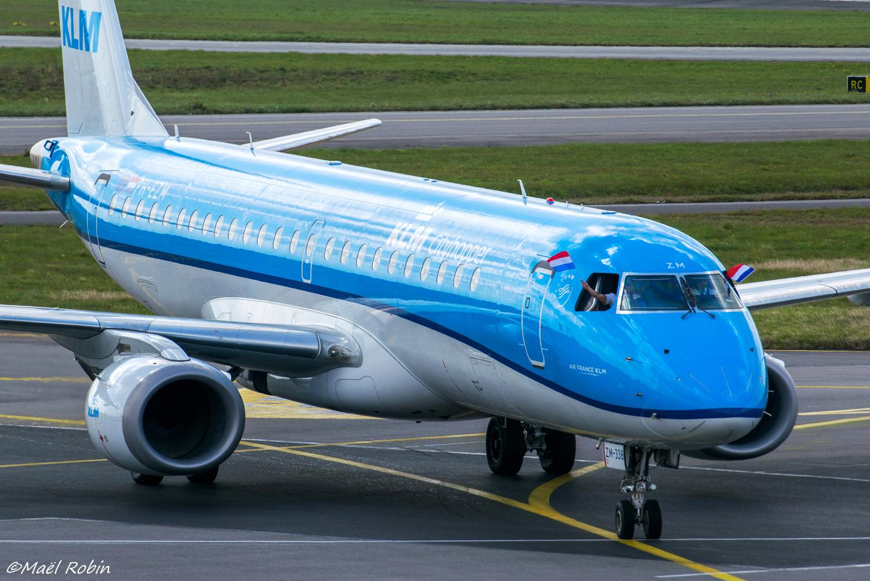[25/03/2018] ERJ190 (PH-EZM) KLM  18032505293354093