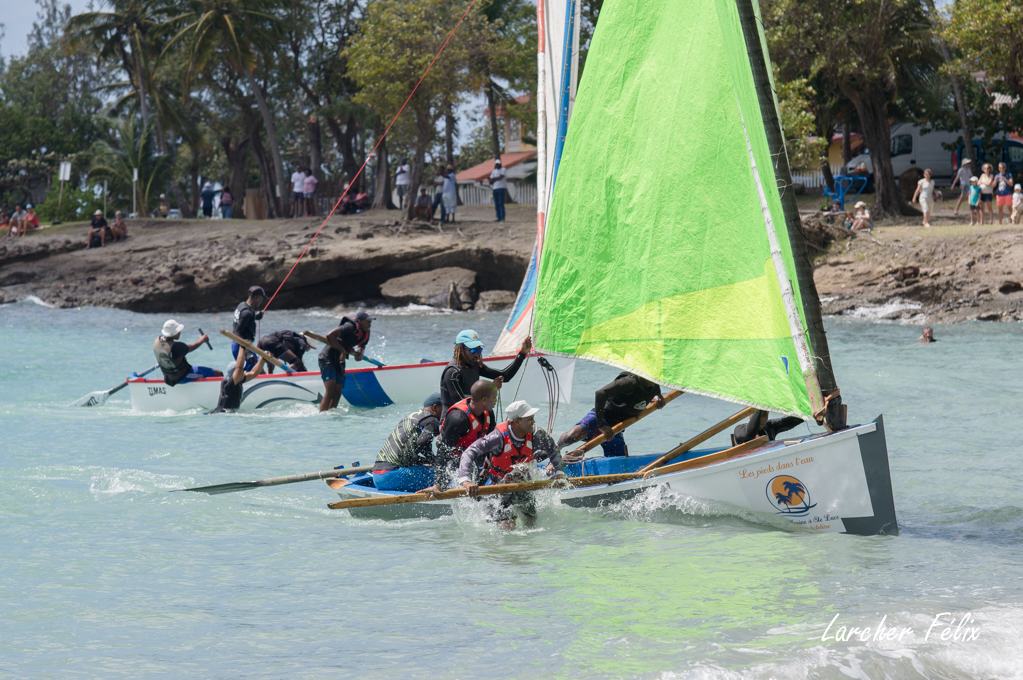Rencontre à la Martinique : course de Yoles 180330064319466828