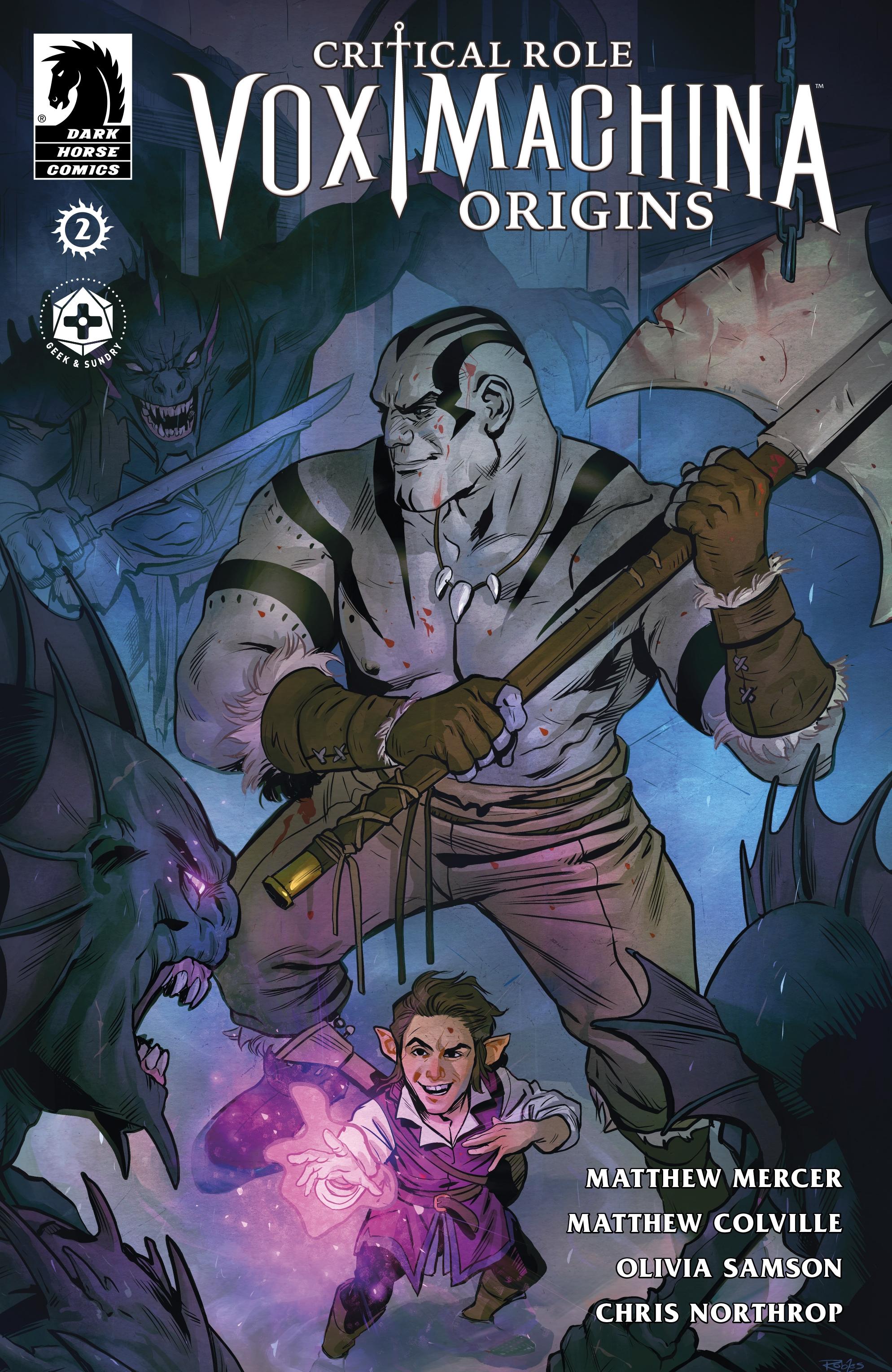 Critical Role: Vox Machina Origins - tome 2