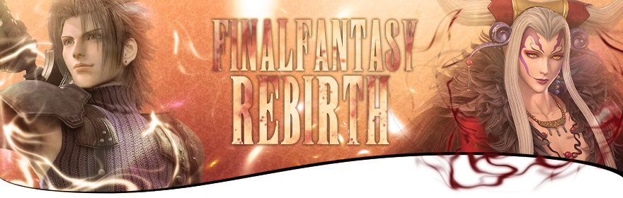 Final Fantasy Rebirth
