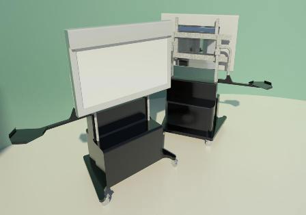 Premier tableau blanc interactif SMART