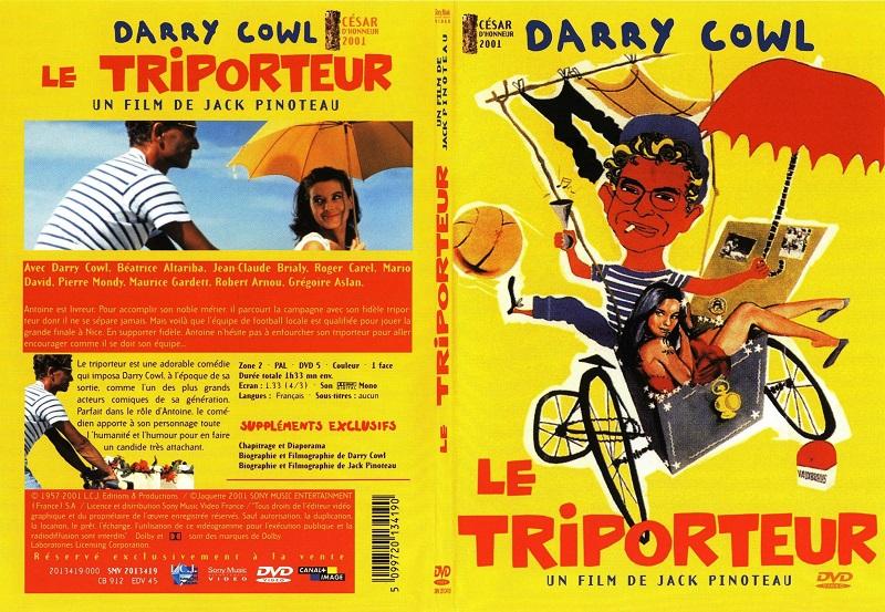 LE DARRY COWL TRIPORTEUR TÉLÉCHARGER