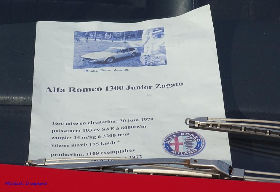 Alfa Romeo Zagato b