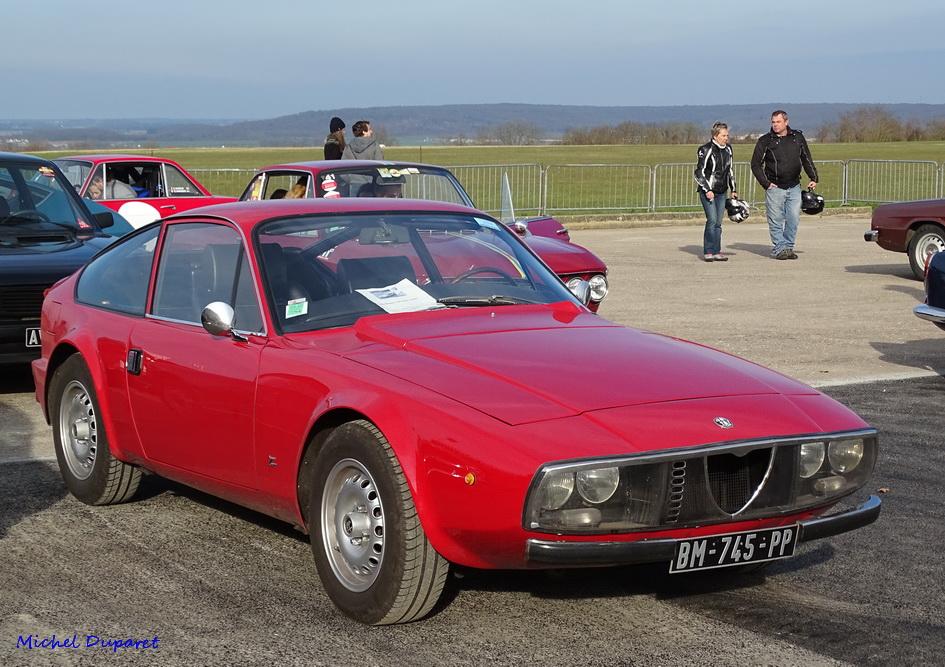 Alfa Romeo Zagato a