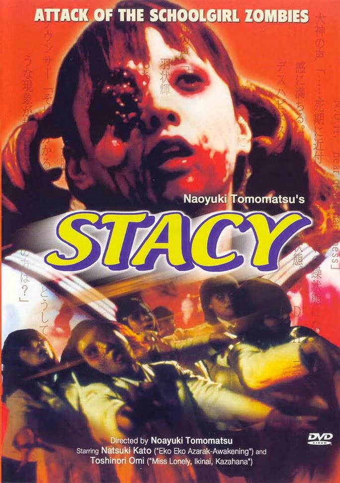 Stacy: Attack Of The Schoolgirl Zombies (2001, Naoyuki Tomomatsu) 180416125201293377