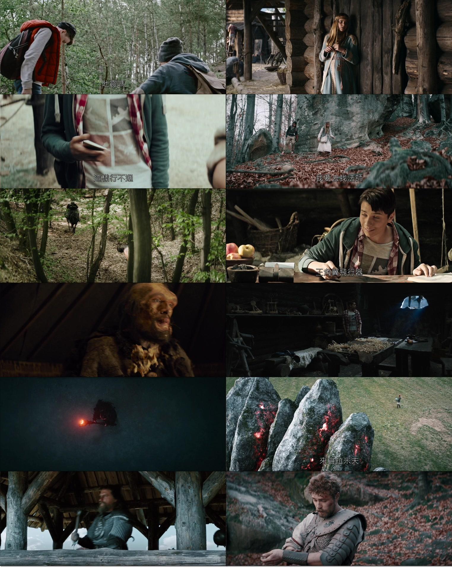 超時空堡壘The Stronghold.2017.HD-1080p[MKV@4.1G@多空@繁簡]