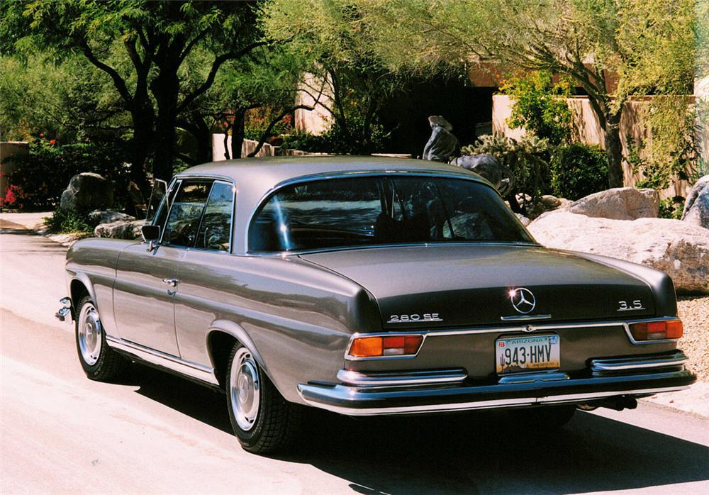 coupé MB 280