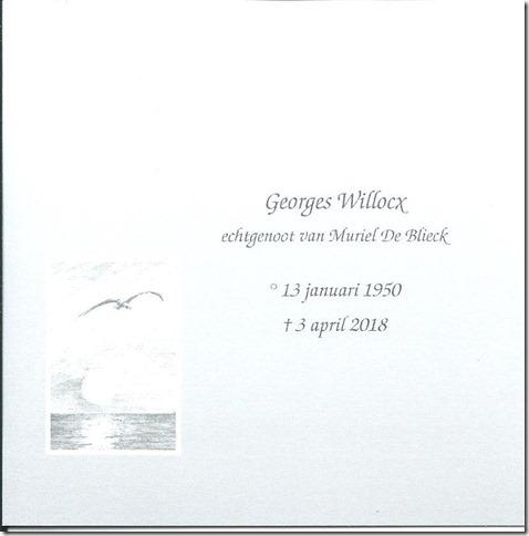 """Décès du membre """"vaandel"""" (Georges Willocx) 18042307193577923"""
