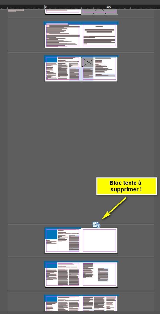 InDesign_espace vide entre pages_2