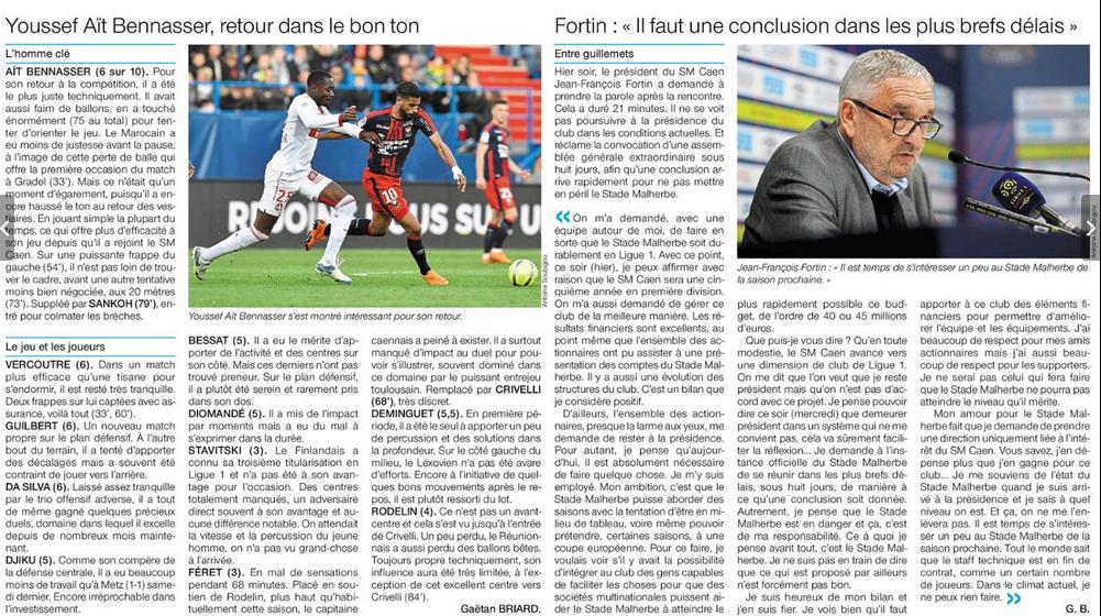 [33e journée de L1] SM Caen 0-0 Toulouse FC - Page 2 180426075819383220