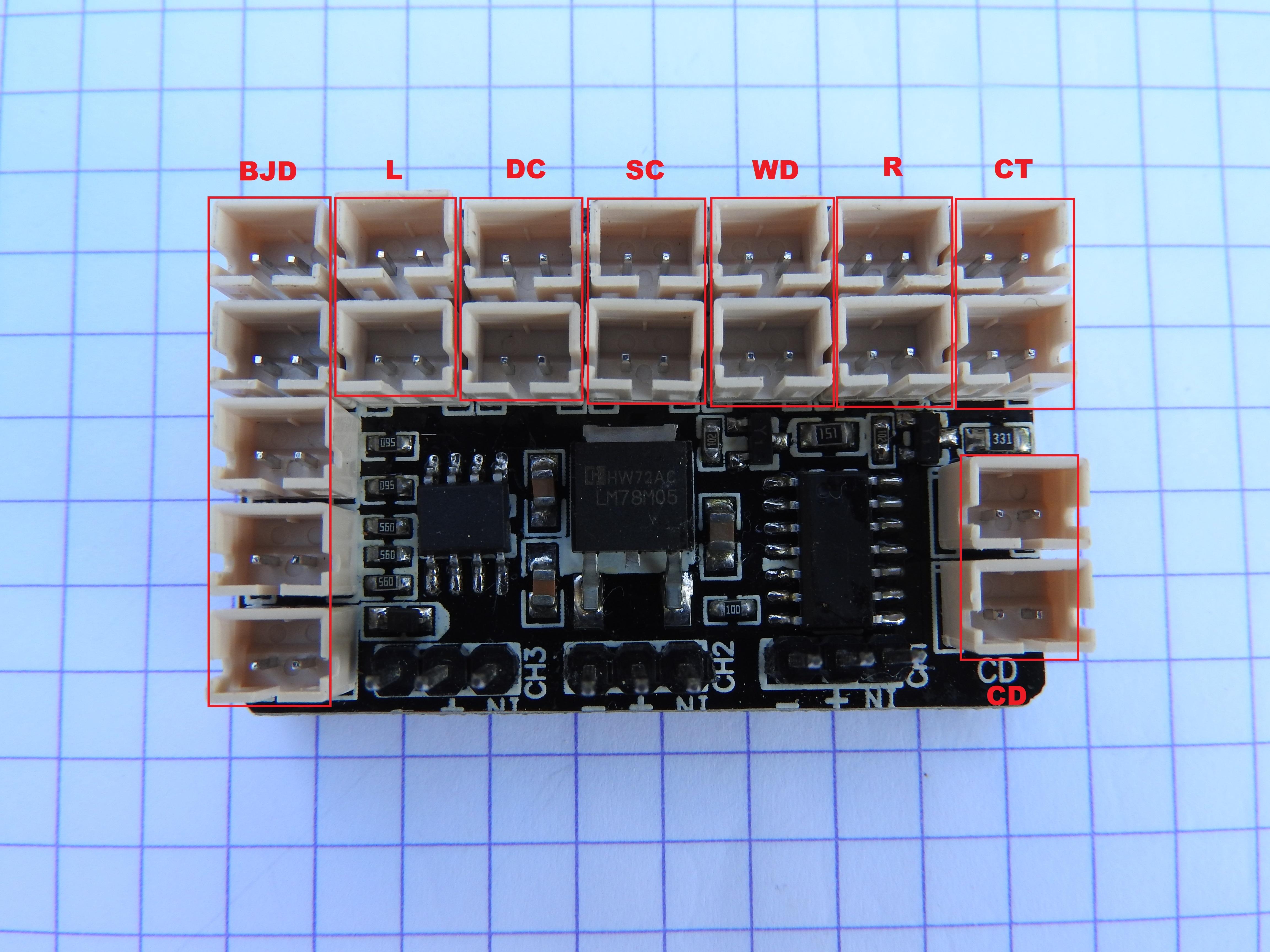 Le kit d'eclairage chinois pour TRX-4 pas cher,... comment ca marche ? 180427060316828283