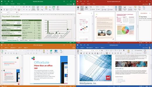 OfficeSuite Premium Edition v2.20.12301.0 Multilingual 180501084836863467