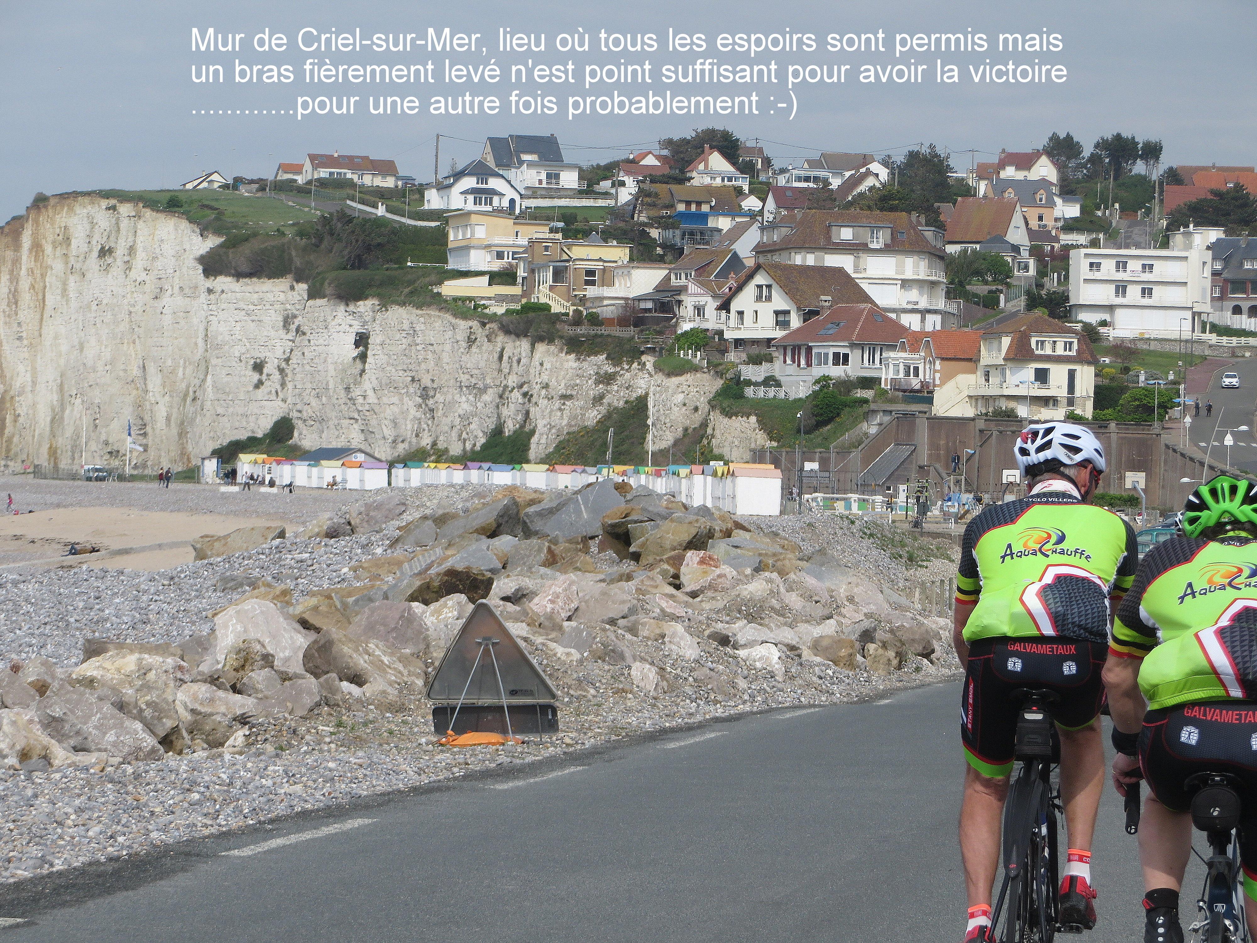 Séjour cyclo en Baie de Somme : du 27 au lundi 30 avril 2018 - Page 6 180501095830963644