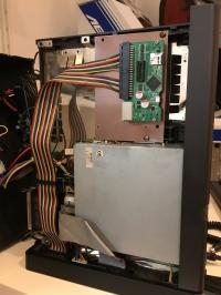 [VENDU] SHARP X68000 SUPER HD Complet Capkité Moniteur LCD trifréquences Mini_180501082426891325