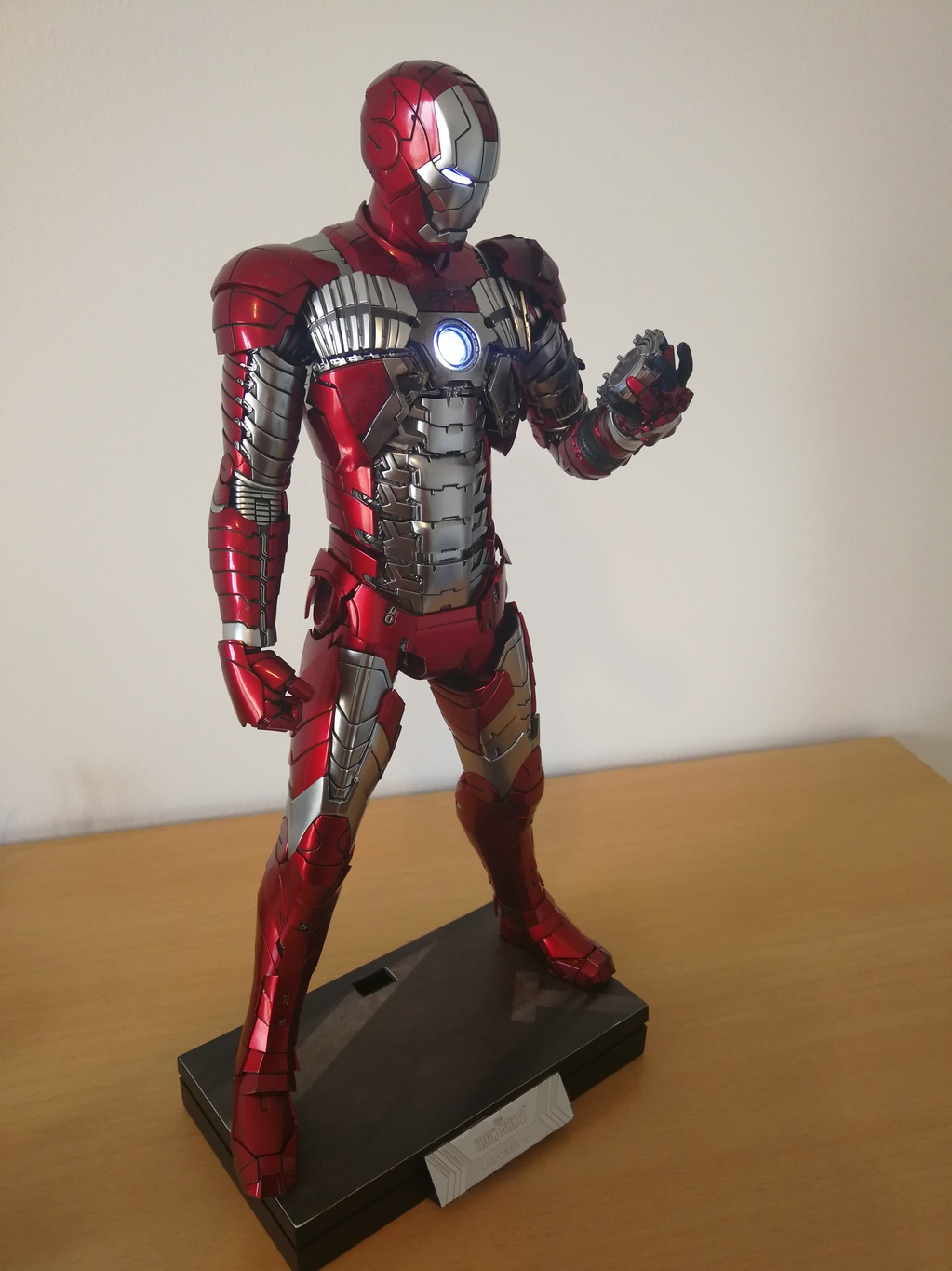 red360 : Spiderman Homecoming Deluxe version Hot Toys - Page 27 180506062025424692