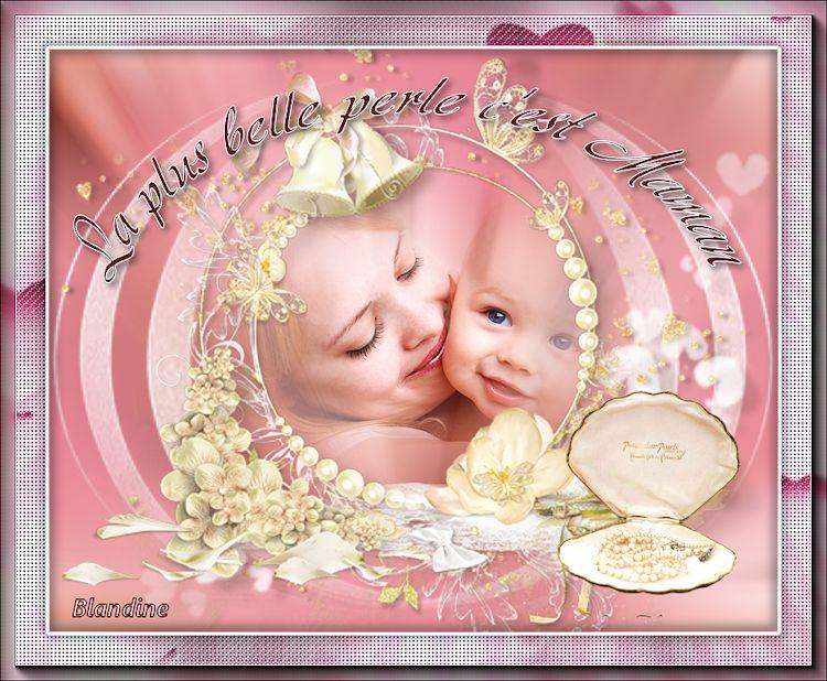 La plus belle perle , c'est Maman ! 180507035545792701