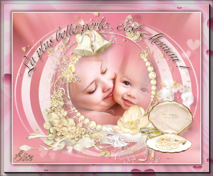La plus belle perle , c'est Maman ! 180507065336315961