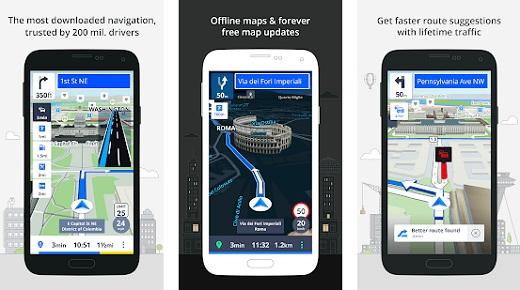 برنامج GPS Navigation & Offline Maps Sygic نسخة كاملة للاندوريد 180509091242532564.jpg