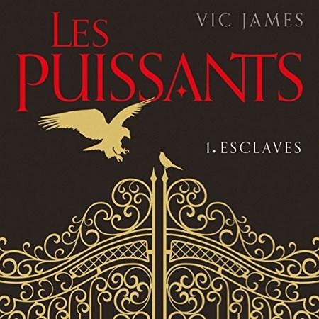 Par défaut Vic James - Série Les Puissants (2 Tomes)