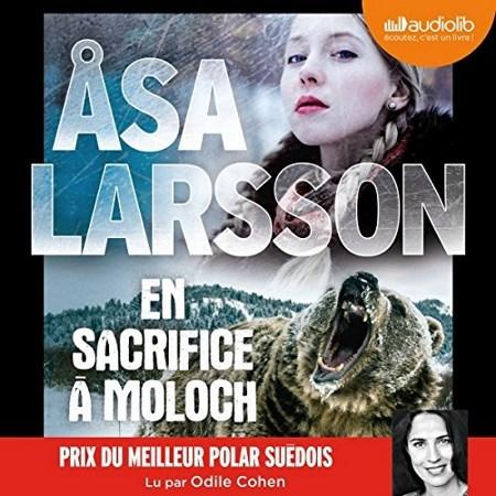 Åsa Larsson - En sacrifice Moloch