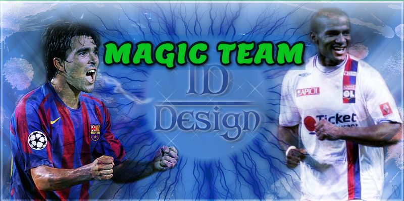 THE MAGIC TEAM HOME