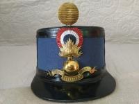 shako d'officier d'infanterie 1872 Mini_180515110759420446
