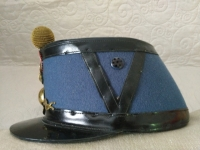 shako d'officier d'infanterie 1872 Mini_180515111122703309