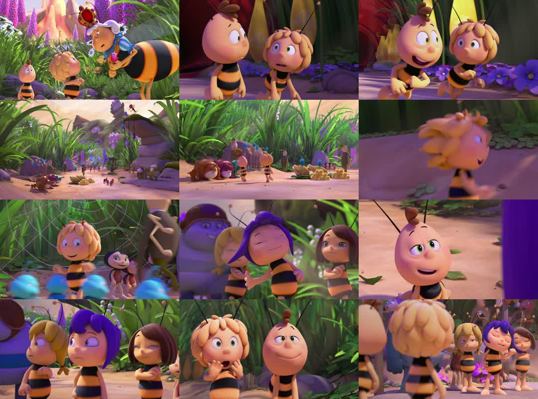 Maya The Bee The Honey Games 2018 1080p Bluray X264-rovers