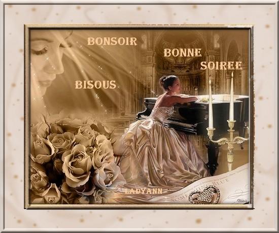 bonsoir femme au piano bis