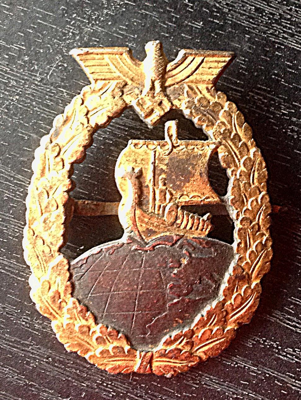 Badge français de croiseur auxiliaire 180522085102419848