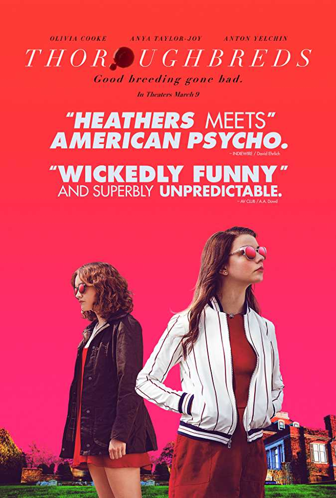 Thoroughbreds (2017) poster image