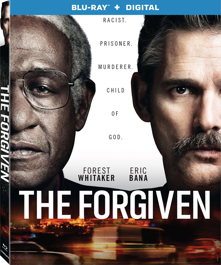 The Forgiven (2017) poster image