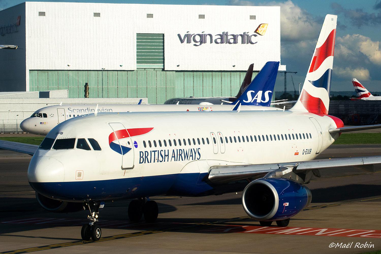London Heathrow Airport (LHR/EGLL) Mai 2018 18052308253119813