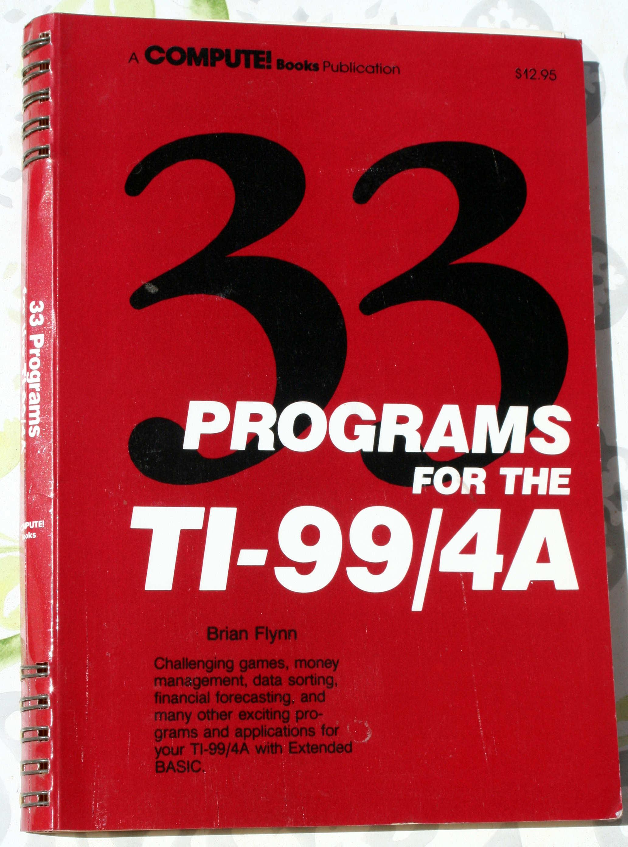 33 Programs