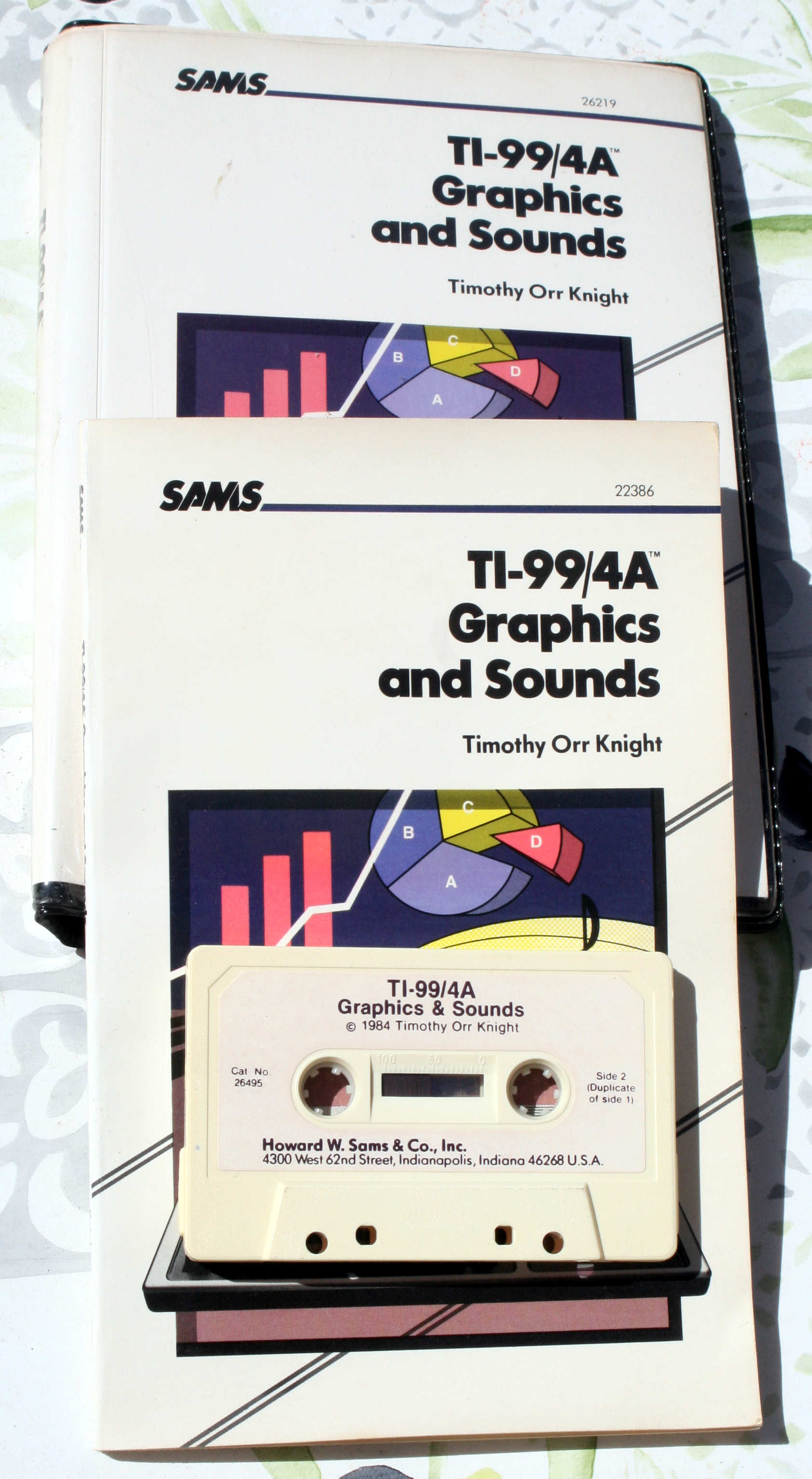 Graphics And Sounds - Tape