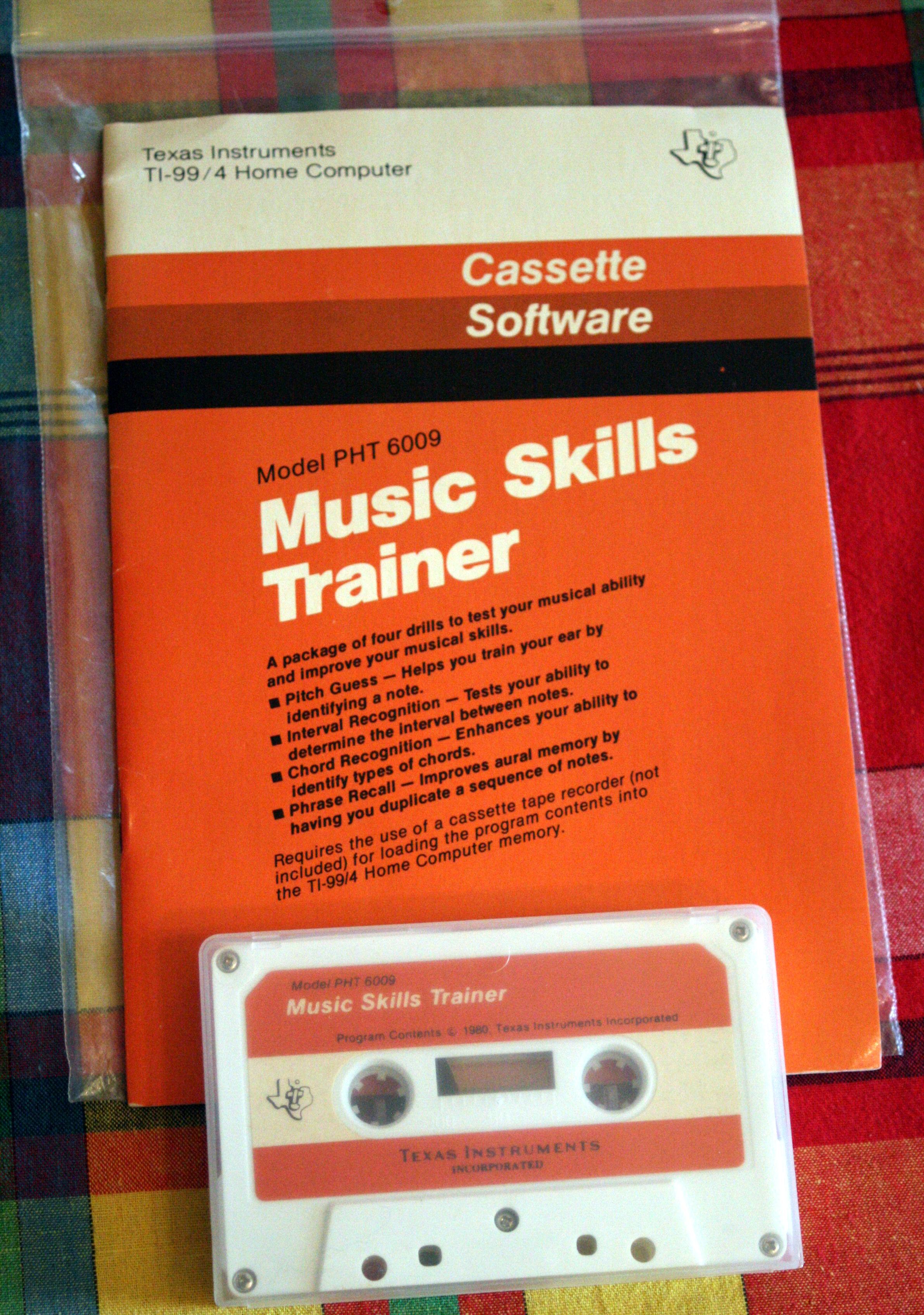 Music Skills Trainer