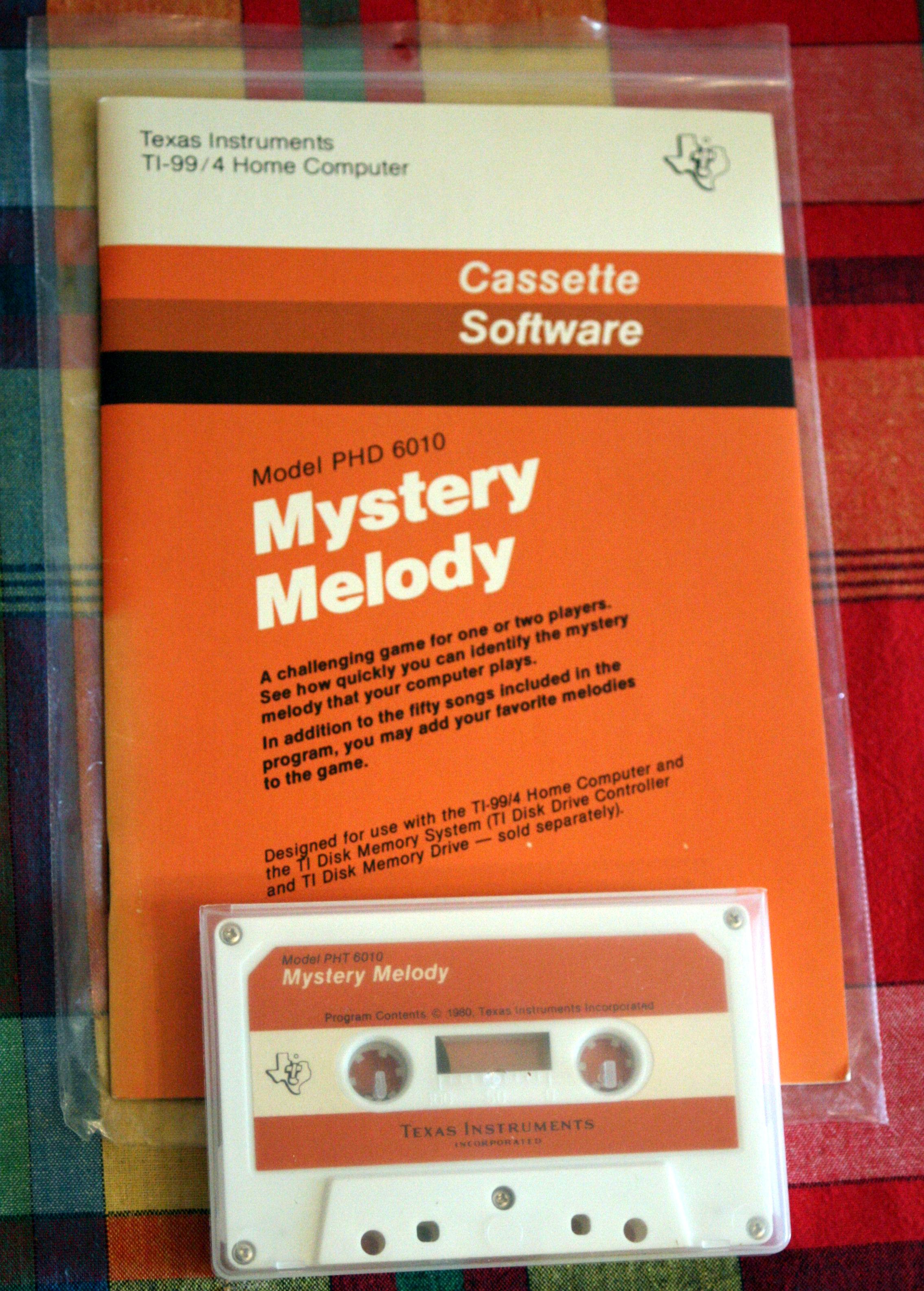Mystery Melody