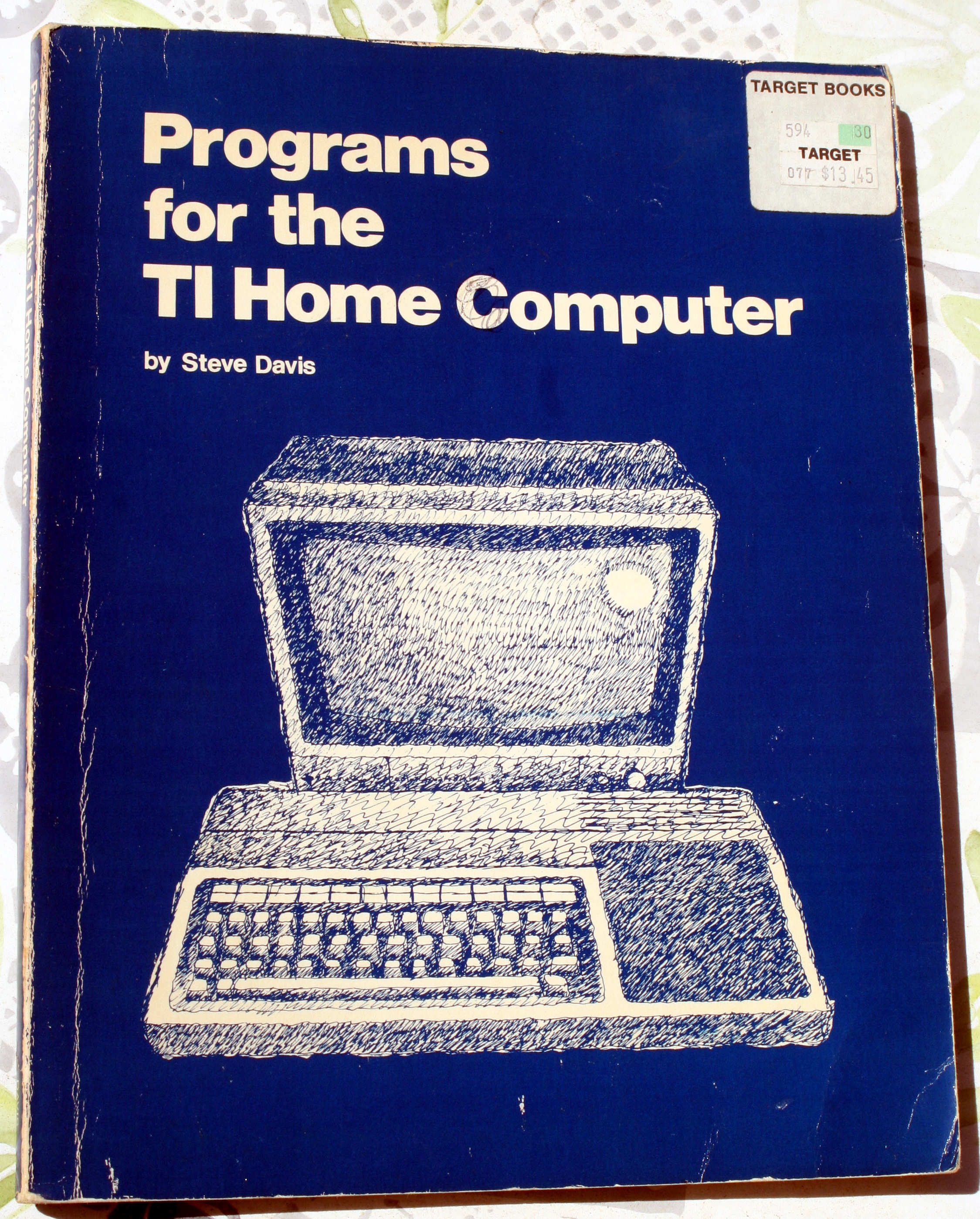 Programs For The TI Home Computer